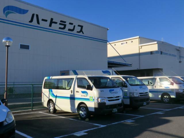 ハートランス 岐阜営業所の画像・写真